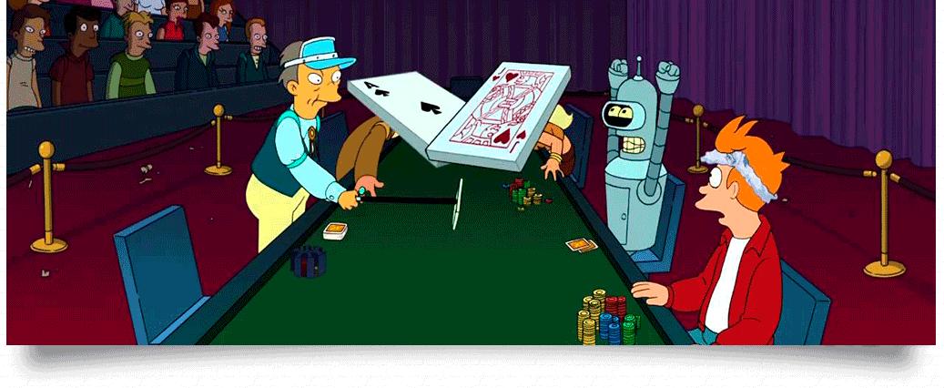 будущее онлайн покера